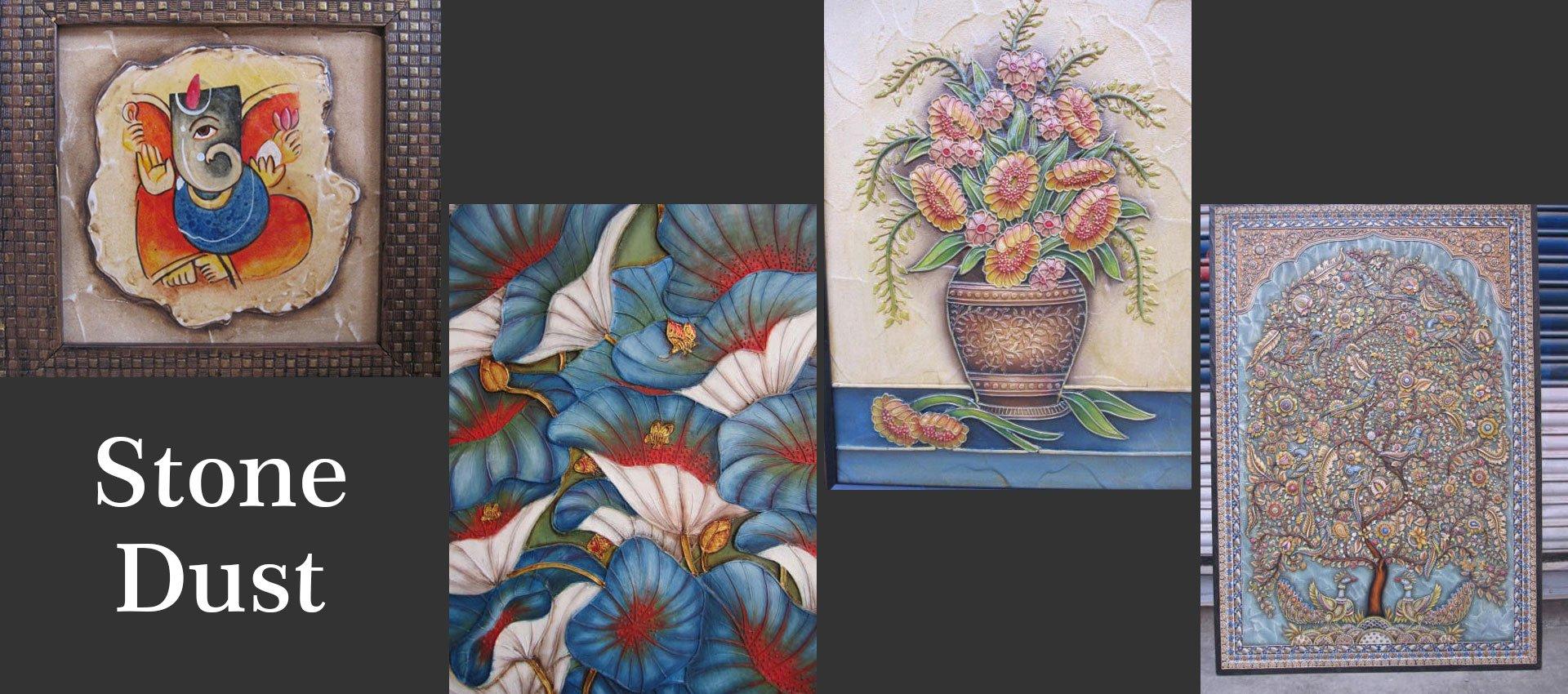 Sneh Gangal paintings